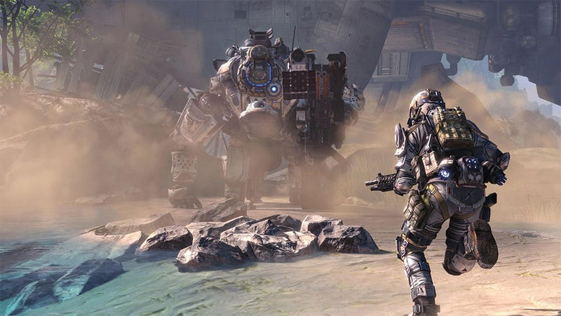 Illustration for article titled Titanfall's Next New Modes Will Be Free