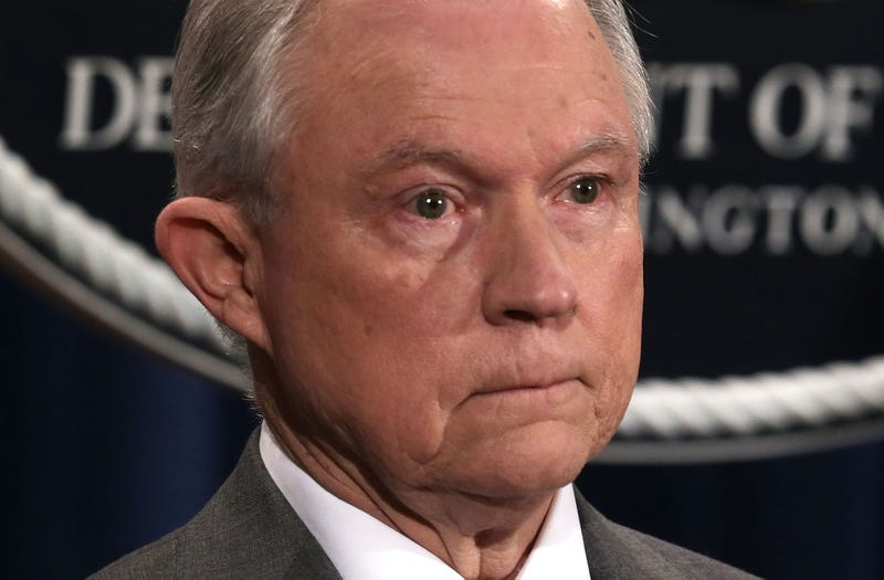 U.S. Attorney General Jeff Sessions (Alex Wong/Getty Images)