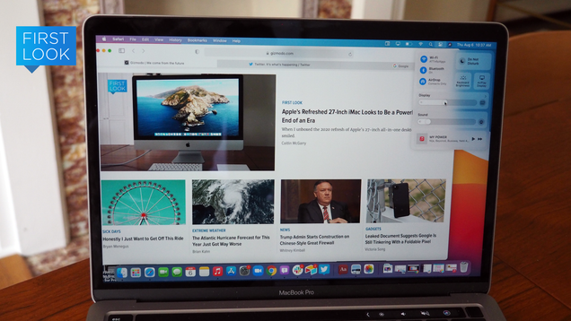 The iOS-ification of the Mac Is Almost Complete