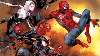 Illustration for article titled Confused By The Spider-Verse Comic Event? Here's What You Need To Know