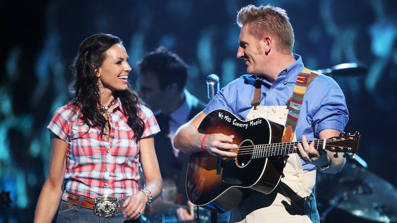 Illustration for article titled Country Music Singer Joey Feek Dies at 40 of Cervical Cancer
