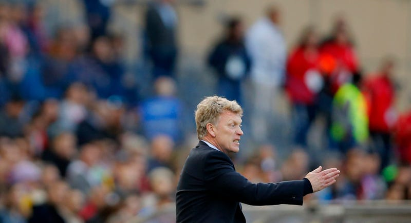 Illustration for article titled David Moyes Is Probably Getting Sacked Soon, So How About A New Moyesface Gallery?