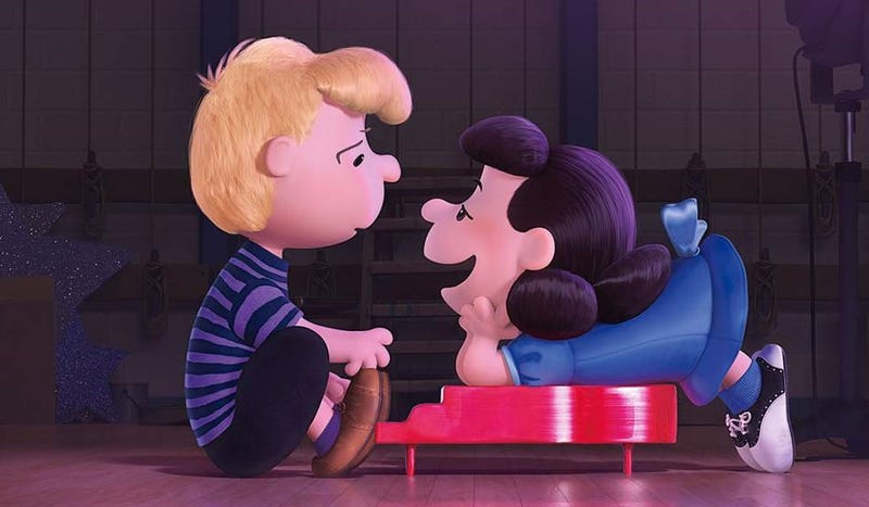 How Peanuts Used Lucy and Schroeder To Explore Dysfunctional Relationships