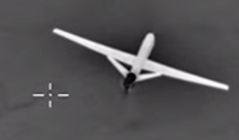 Illustration for article titled Russia Says Drone Traffic Has Tripled Over Syria, But Coalition Is Holding Back Intel