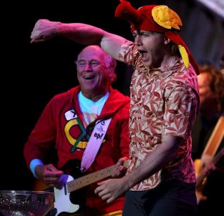 Illustration for article titled The Summer Of Kaner Doesn't Really Begin Until Jimmy Buffett Shows Up