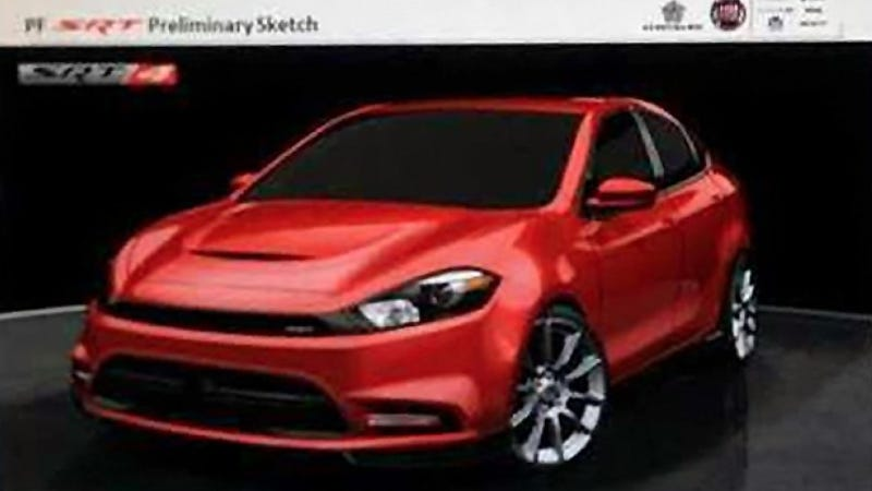 Dodge Dart Srt >> Dodge Dart Srt4 Is This It