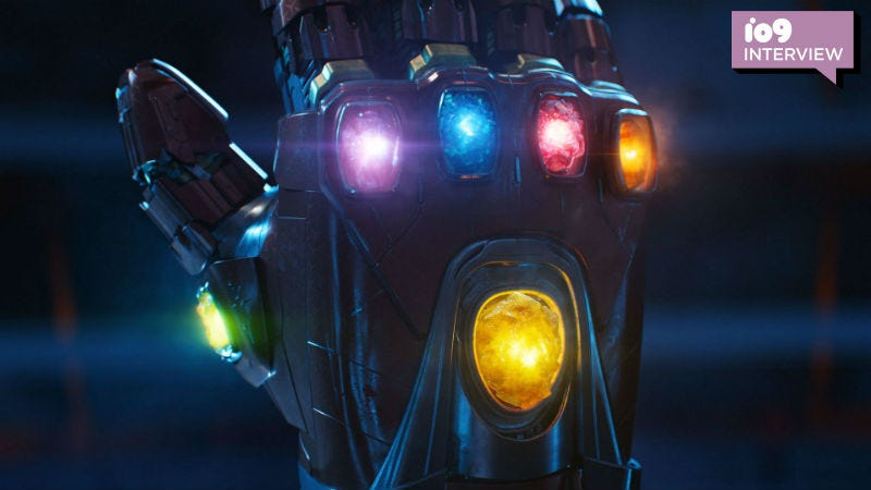 Like six stones on a gauntlet, Avengers: Endgame was a long process.