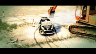 Illustration for article titled Gymkhana Makes Sense For A Racing Game, But Zombies?