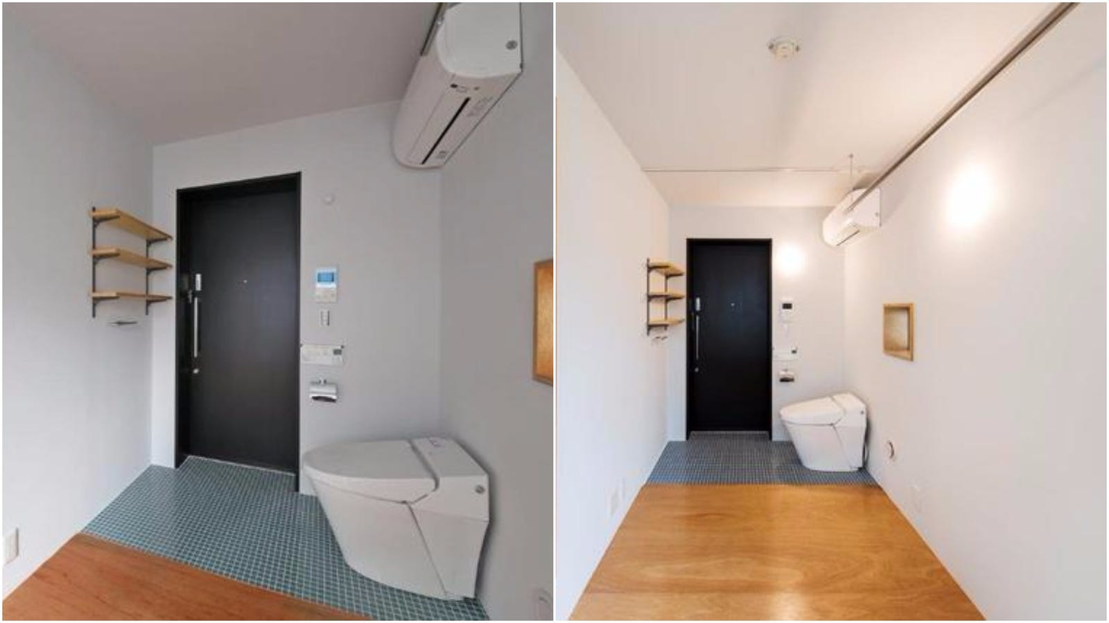 What A Crappy Tokyo Apartment