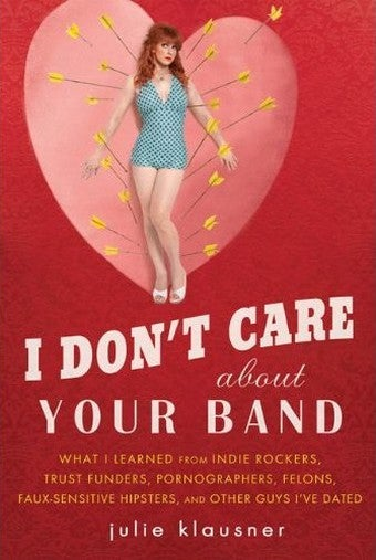 Illustration for article titled I Don't Care About Your Band: A Dating Book We Can Get Behind