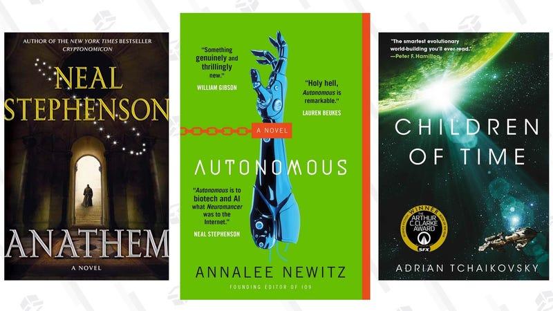 Kindle Sci-Fi Sale | Amazon