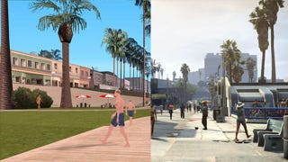 Illustration for article titled San Andreas (2004) vs San Andreas (2013), a Visual Comparison