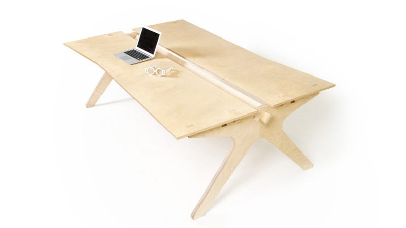 Illustration for article titled You Can Download Your Next Desk From This Open-Source Ikea