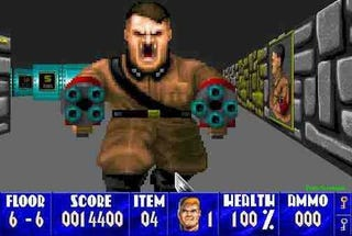 Illustration for article titled Celebrate Hitler's Birthday By Killing Him In These Games