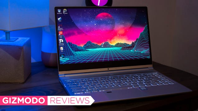 This Ugly-Ass Gaming Laptop Has Exactly Three Great Things Going for It