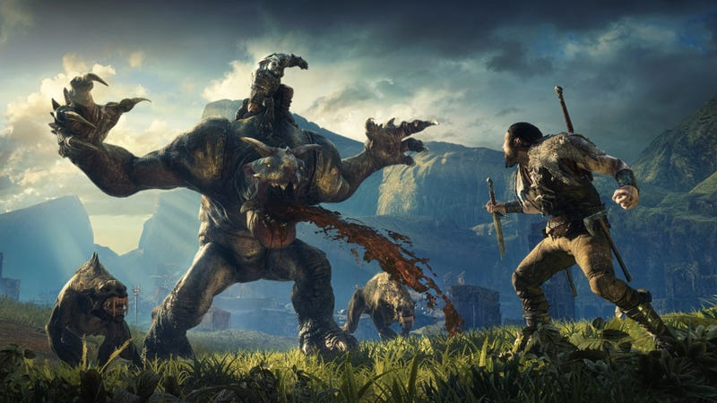 Illustration for article titled Shadow Of Mordor's New DLC Will Put Monsters On Top Of Other Monsters