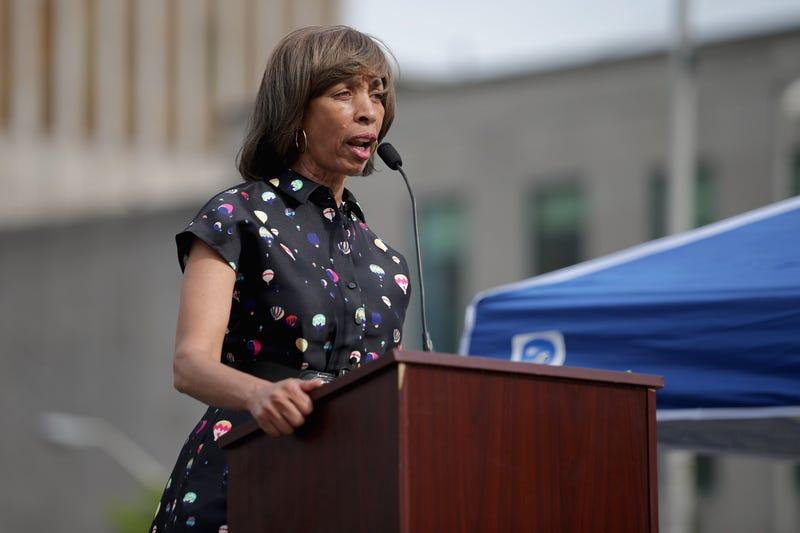 Baltimore Mayor Catherine Pugh Chip Somodevilla/Getty Images