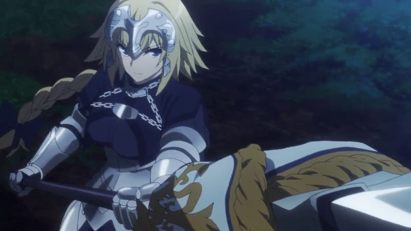 Illustration for article titled Second Half of Fate/Apocrypha Coming to Netflix in Dual Audio February 9th
