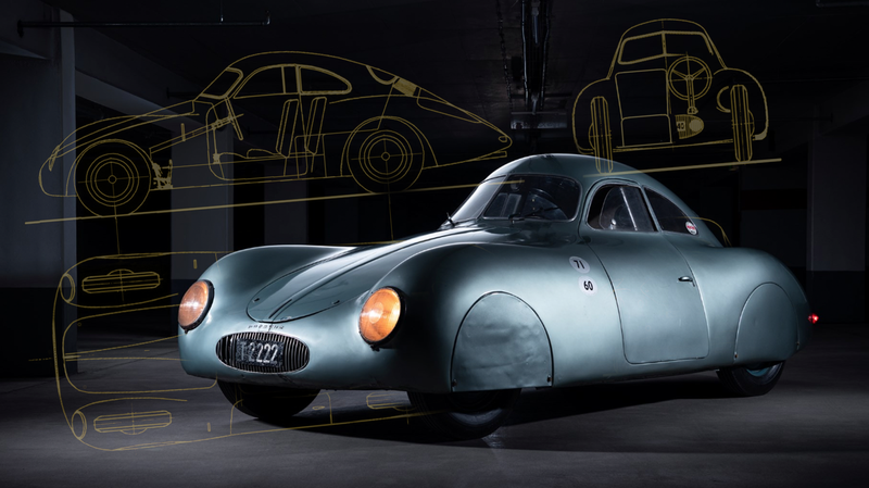 Illustration for article titled The Missing Link Between Volkswagen and Porsche Is Up for Auction