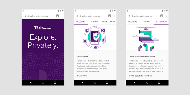 Illustration for article titled The Tor Web Browser Officially Lands on Android in Alpha