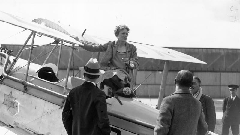 Illustration for article titled After $2.2 Million Expedition, Amelia Earhart's Lost Plane Is Still Lost
