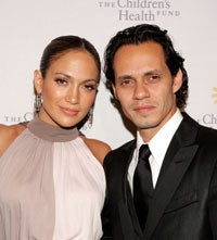 Illustration for article titled Jennifer Lopez and Marc Anthony: So Normal!