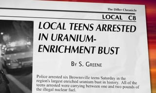 Illustration for article titled Warning Signs Your Teen May Be Enriching Uranium