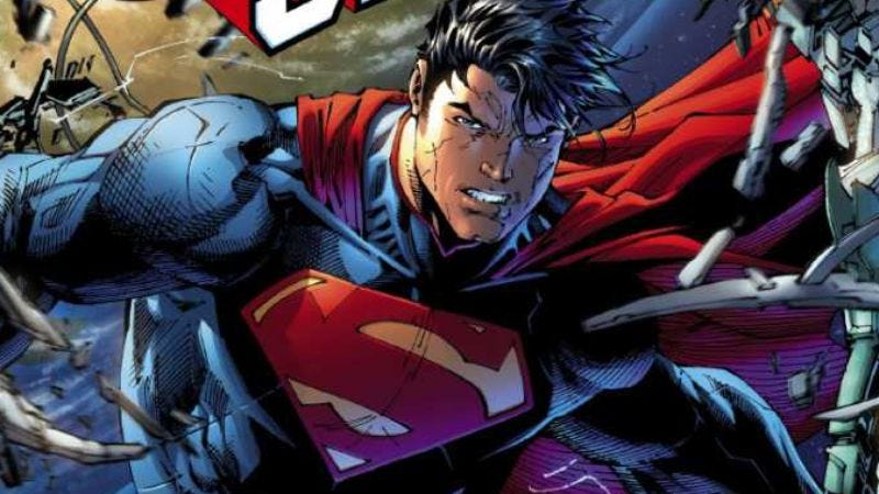 Illustration for article titled New comics releases include a high-profile Superman title and a musician's return to comics