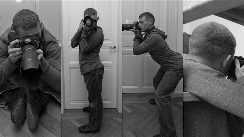 Illustration for article titled Army Officer Teaches You How to Shoot Your DSLR Like a Rifle