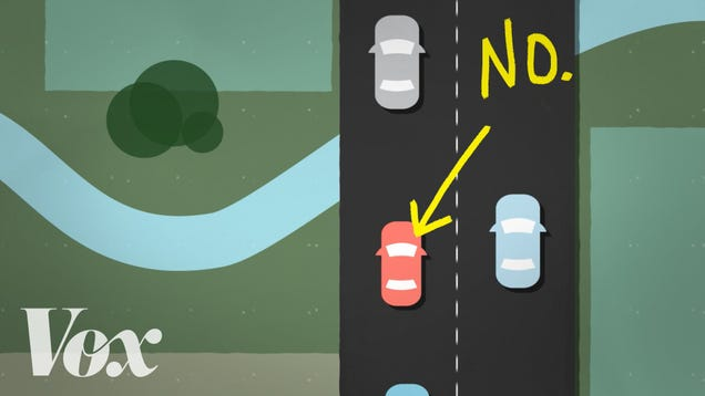Why Slower Drivers Shouldn't Hang Out In the Left Lane