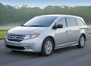 """Illustration for article titled 2011 Honda Odyssey Promises """"More Swagger"""""""