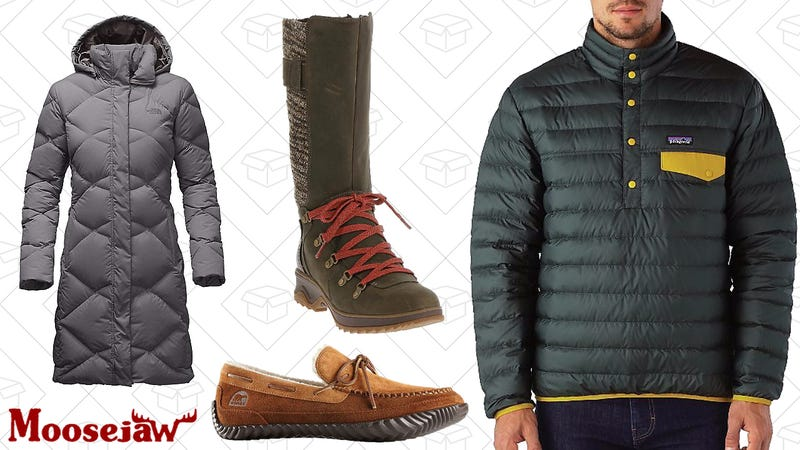 Up to 30% off select winter styles
