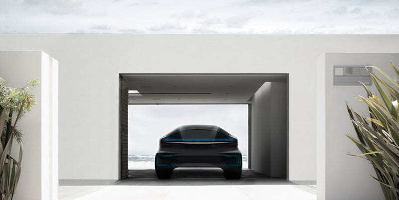 Illustration for article titled Faraday Future: The Mysterious New Car Company Making Big Promises