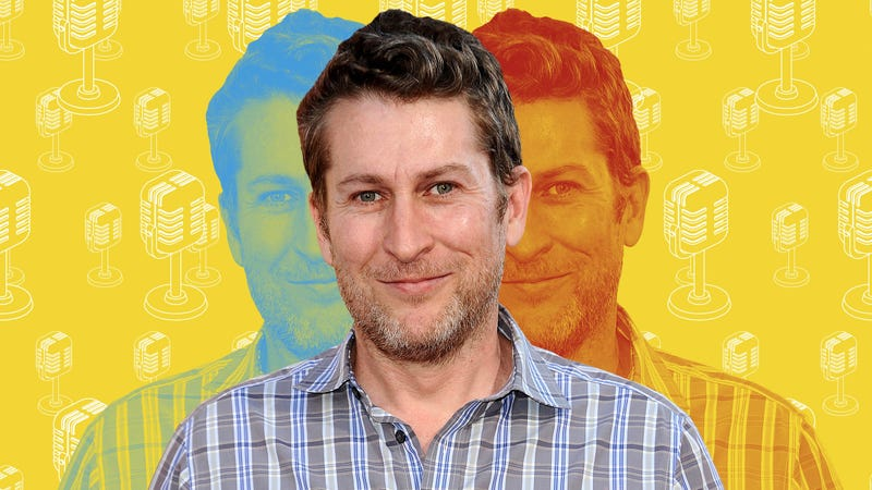 Illustration for article titled Scott Aukerman talks 10 years of Comedy Bang! Bang! and the potential for doing 10 more