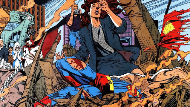 Massive Warner Layoffs Gut DC Comics, DC Universe