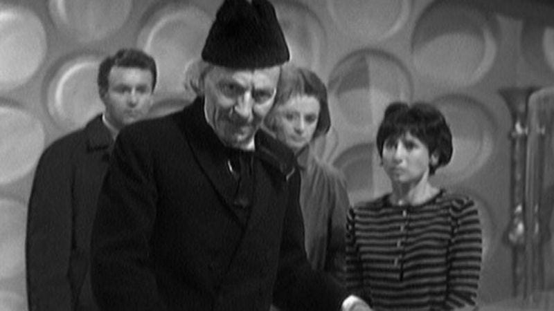 """Illustration for article titled Doctor Who (Classic): """"An Unearthly Child"""""""