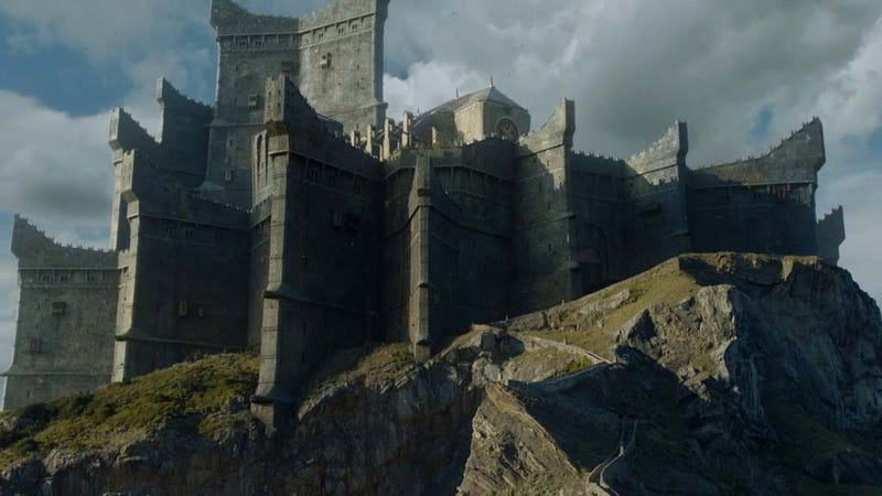 """Illustration for article titled Game of Thrones #61: """"Dragonstone"""" Wanderings"""