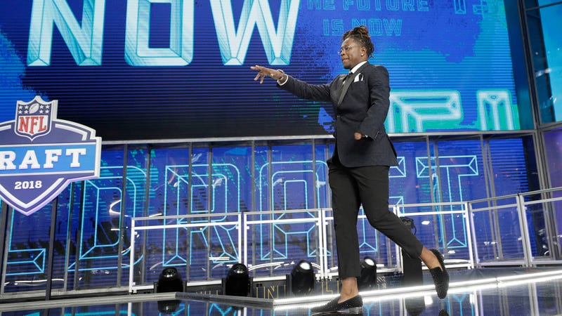 Illustration for article titled One-Handed Linebacker Shaquem Griffin Drafted By The Seahawks, Who Employ His Twin Brother
