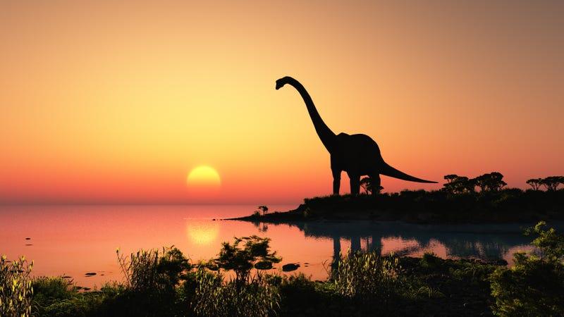 Illustration for article titled Los dinosaurios se extinguieron hace exactamente 66 millones de años