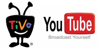 Illustration for article titled TiVo Getting YouTube