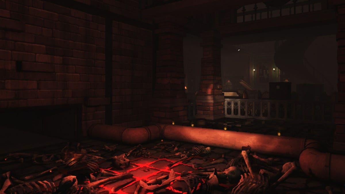 New Steam Hit Is Basically Horror Hide And Seek