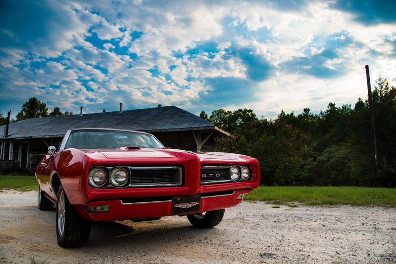 Your Ridiculously Awesome Pontiac Gto Wallpaper Is Here