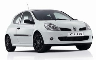 Illustration for article titled Out of the Park: The 'World Series by Renault' Clio Renault Sport Edition