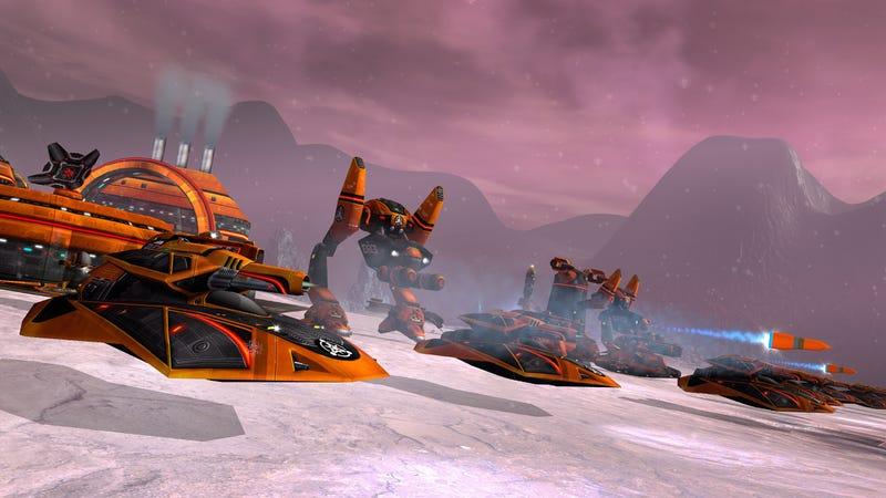 Rebellion is remaking battlezone ii combat commander for Battlezone 2