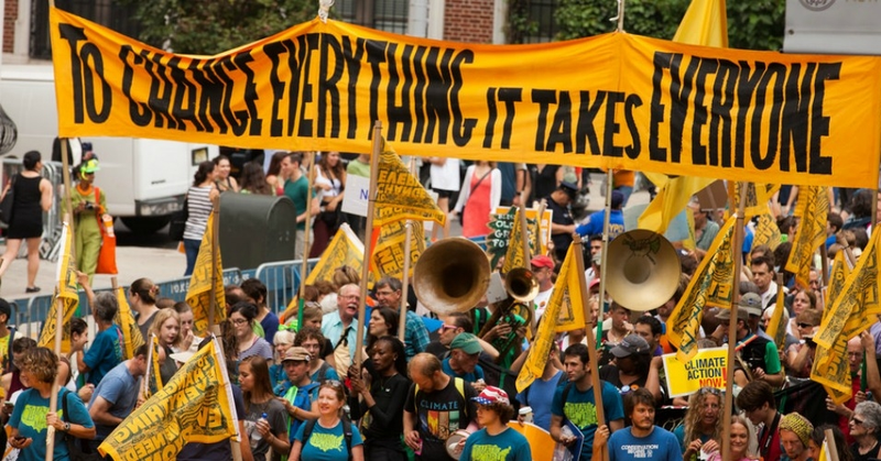 How to Talk Across the Aisle When You're Marching For Science (Or Climate Change)