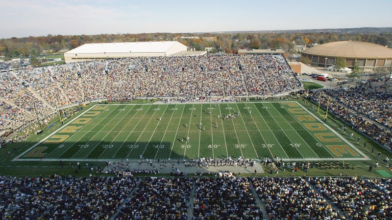Four Purdue Football Players Accused Of Sexual Assault [UPDATE]