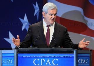 Fox News suspends Newt Gingrich.