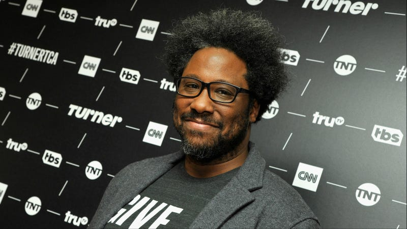W. Kamau Bell (John Sciulli/Getty Images for Turner)