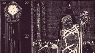 Illustration for article titled Illustrations that made Edgar Allan Poe's stories even more horrifying