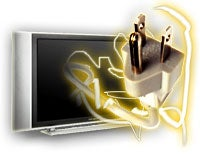 Illustration for article titled HDTV Power Consumption Charted For Your Pleasure